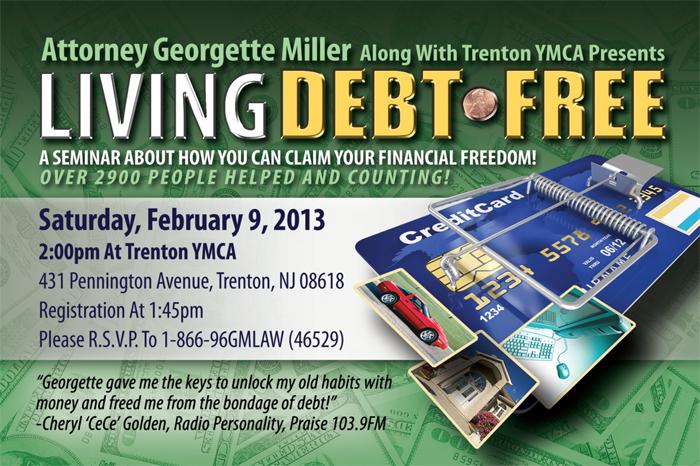 Living Debt Free Seminar