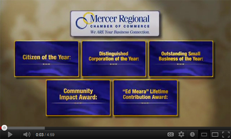 Mercer Alliance Receives the 2012 Mercer Regional Chamber of Commerce's Community Impact Award